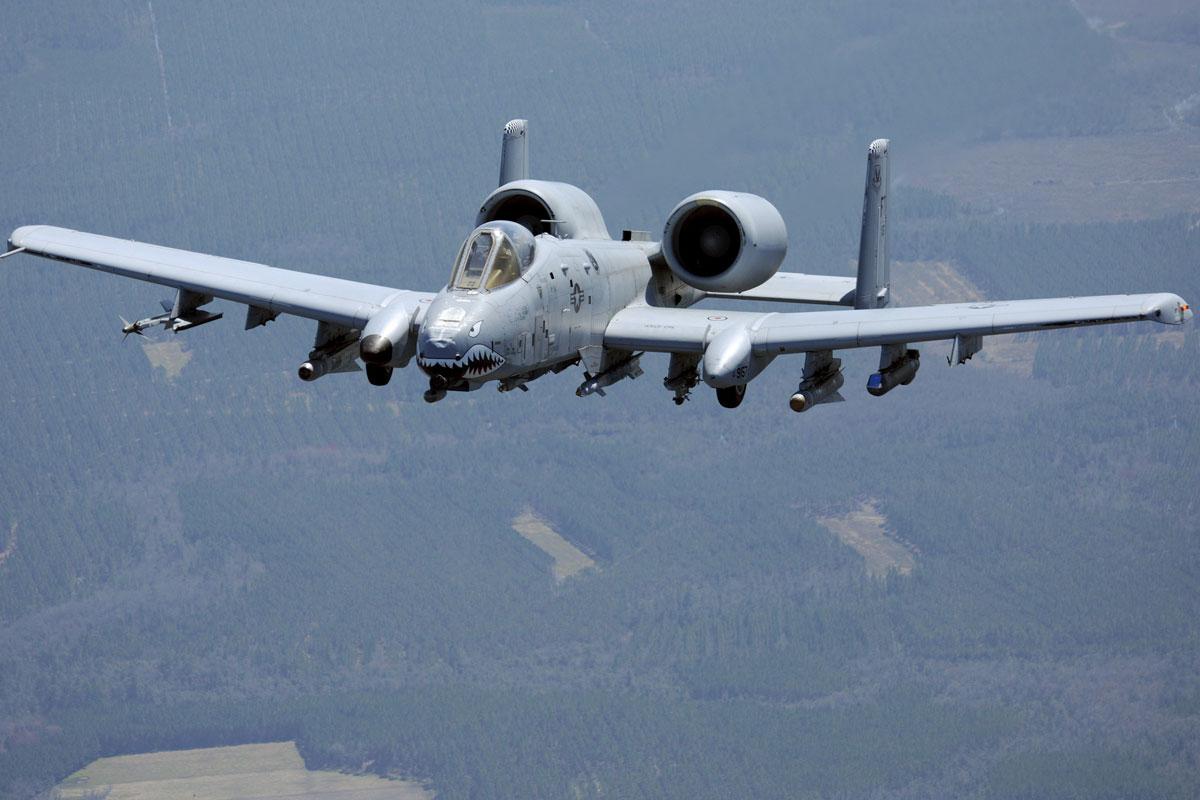 A 10 Thunderbolt Ii Military Com