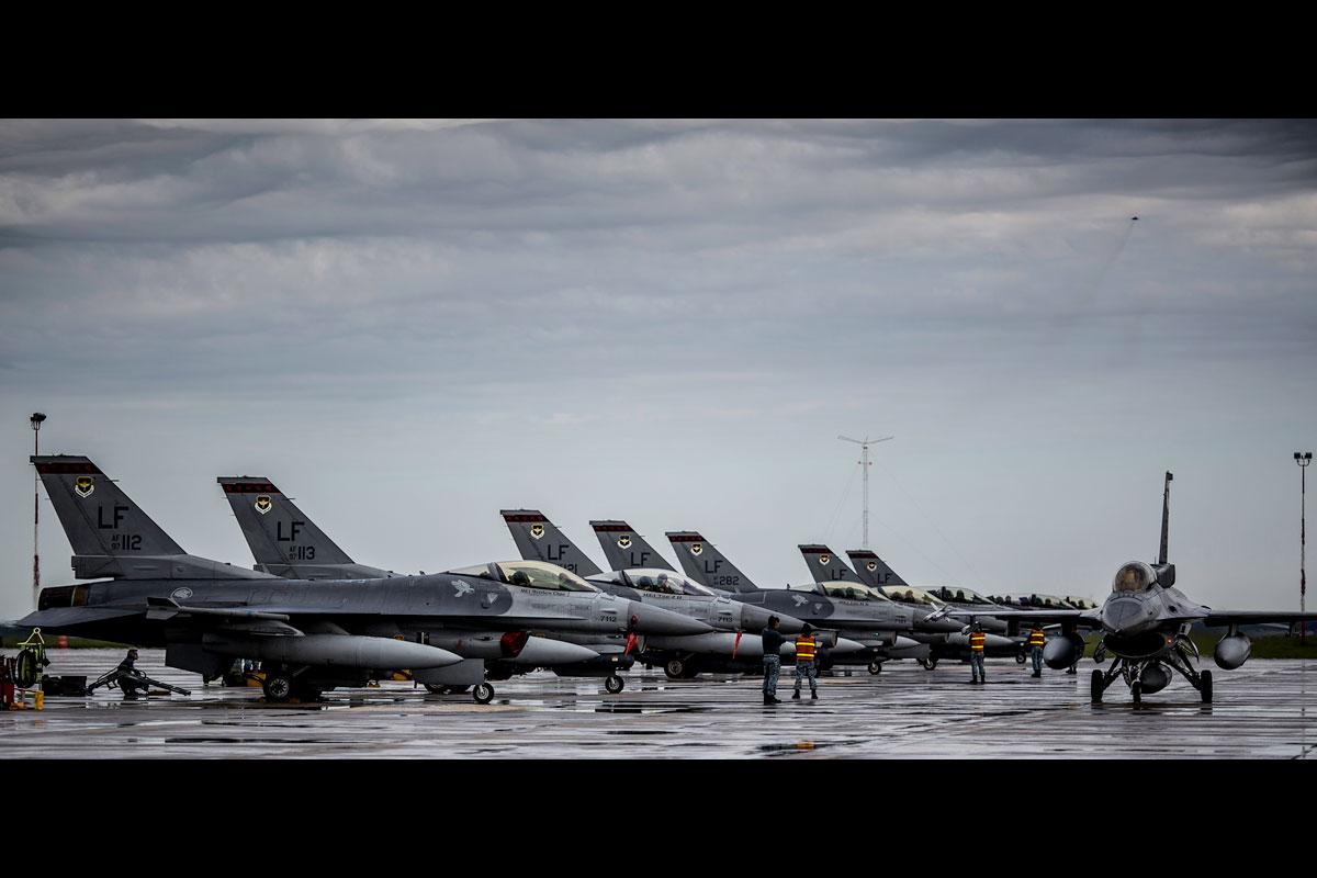 F-16 Fighting Falcon | Military.com