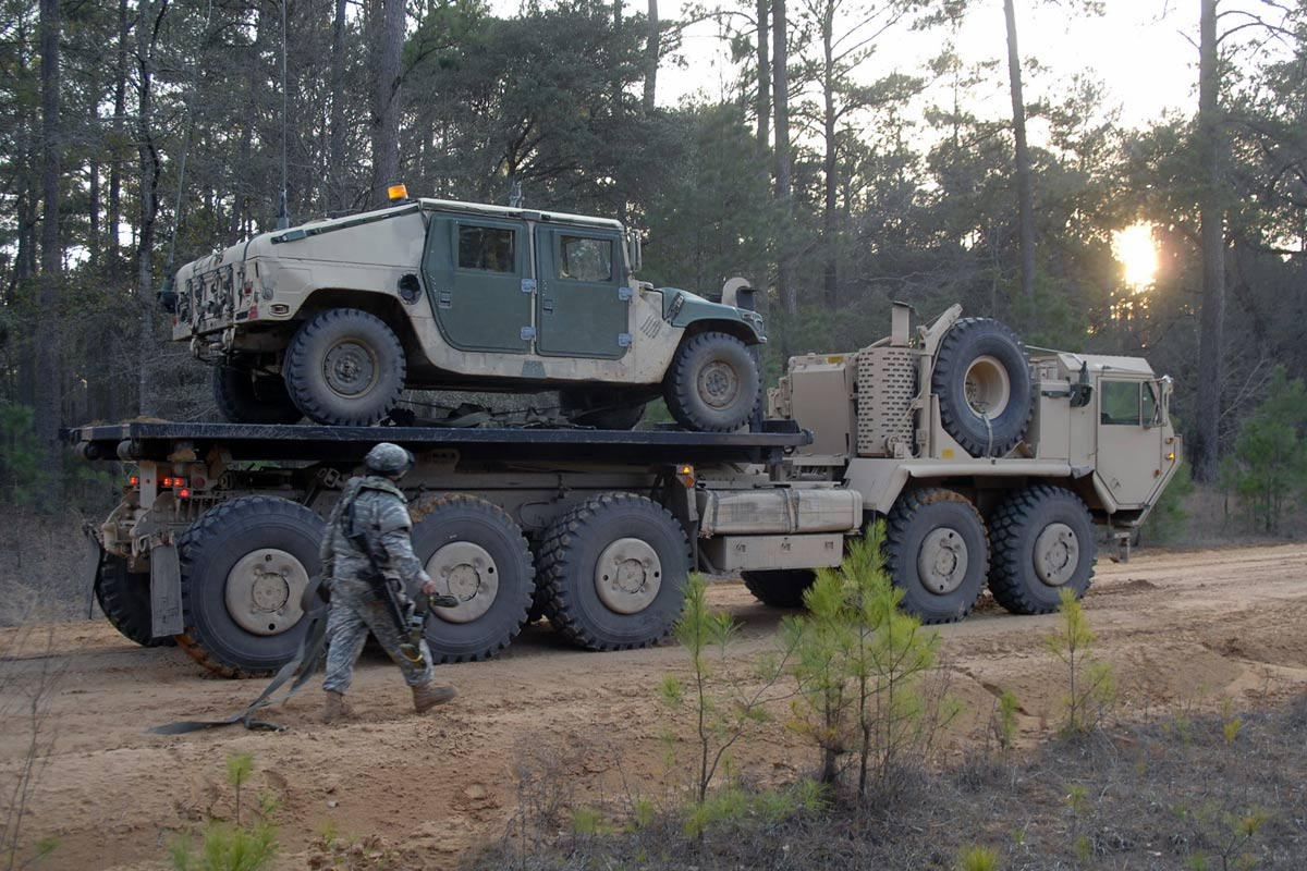 Used Diesel Trucks >> Heavy Expanded Mobility Tactical Truck | Military.com