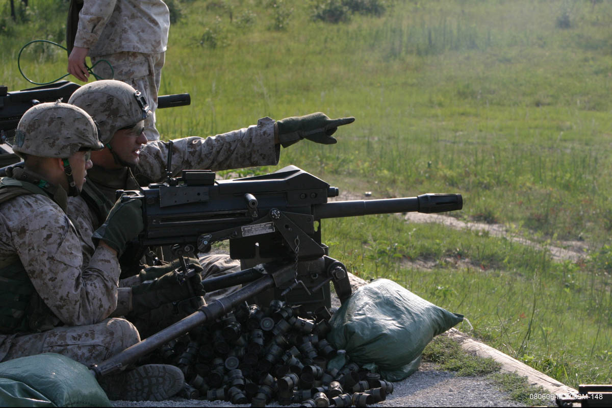 mk19 grenade machine gun