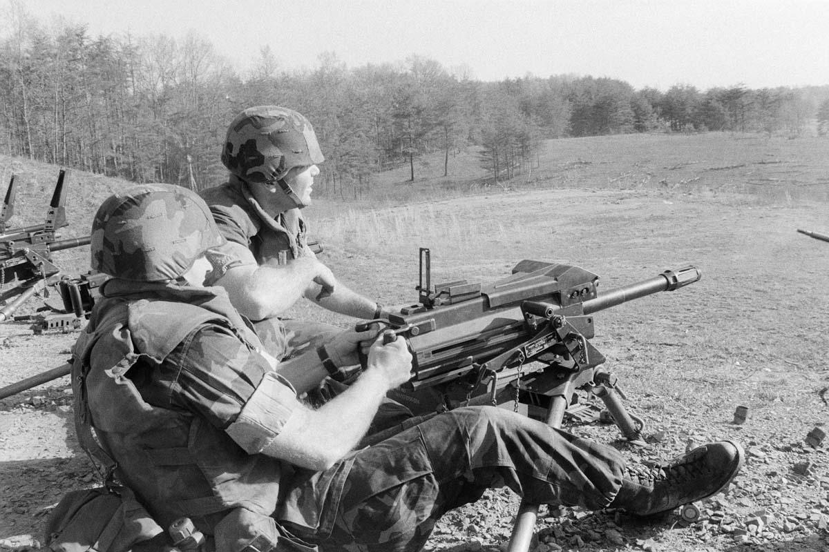Mk19 Grenade Machine Gun Military Com