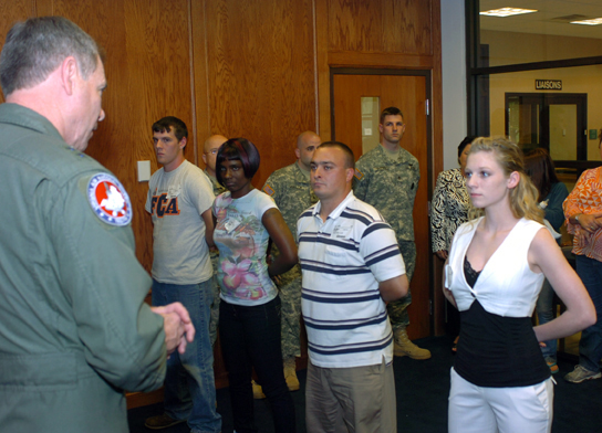 Military Entrance Process At A Glance Military Com
