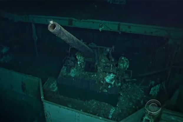 Wreckage Of Uss Hornet Discovered Militarycom