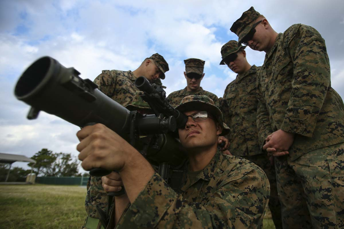 marines eye carl gustaf to replace smaw for bunker