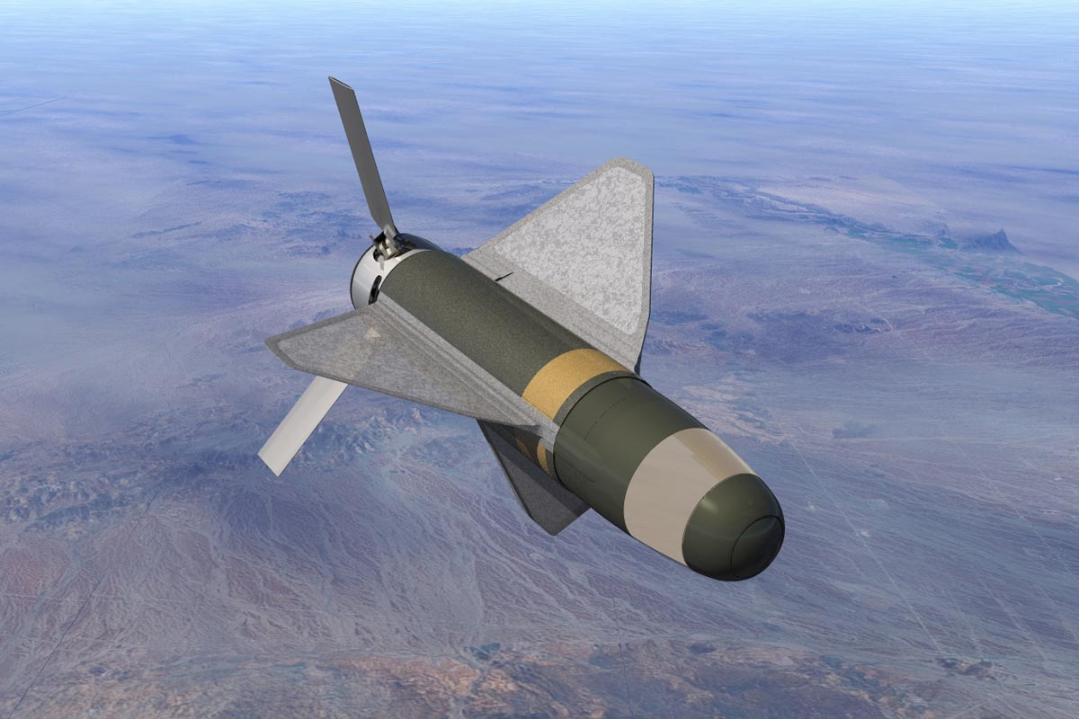 orbital atk gears up for launch of  u0026 39 hatchet u0026 39  smart munition