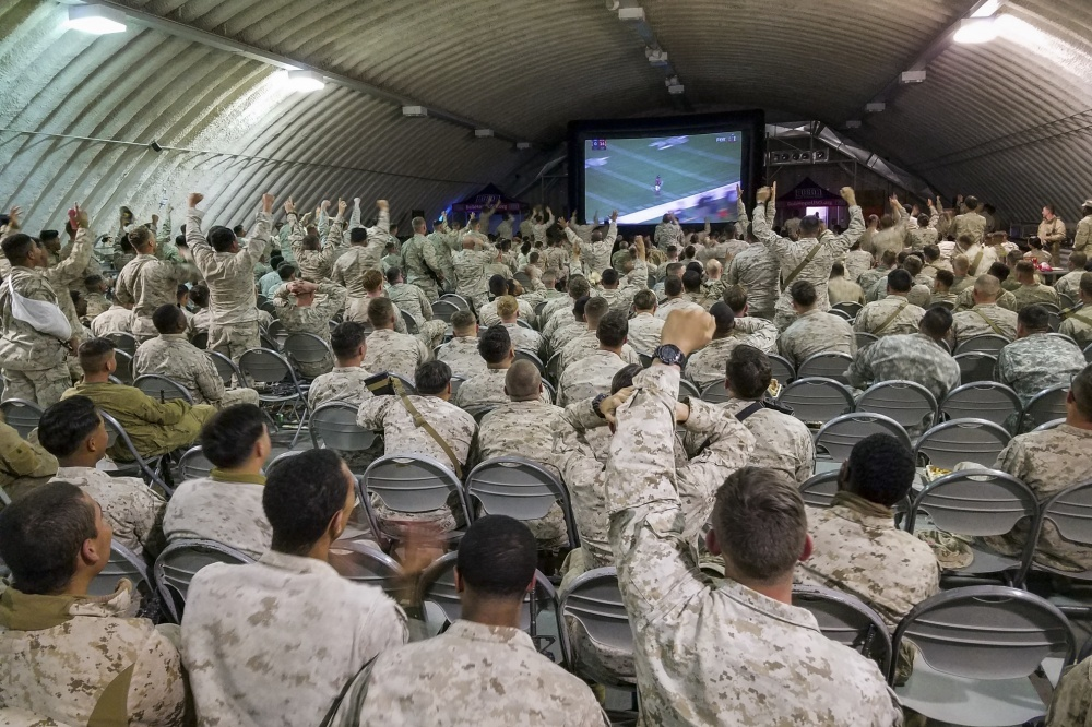 Shutdown Alert: Armed Forces Network Will NOT Show NFL Conference Championships