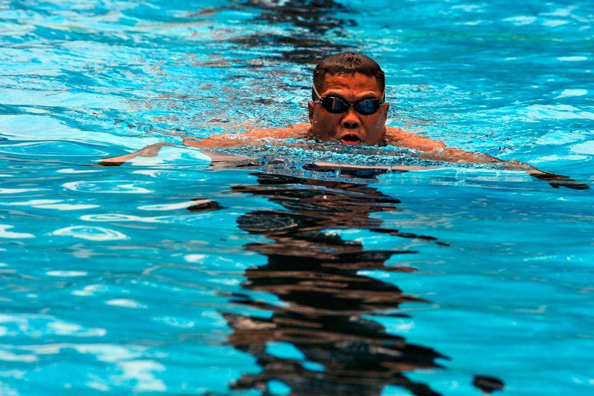 Ask Stew Army Retiree Seeks Swimming Advice Military Com