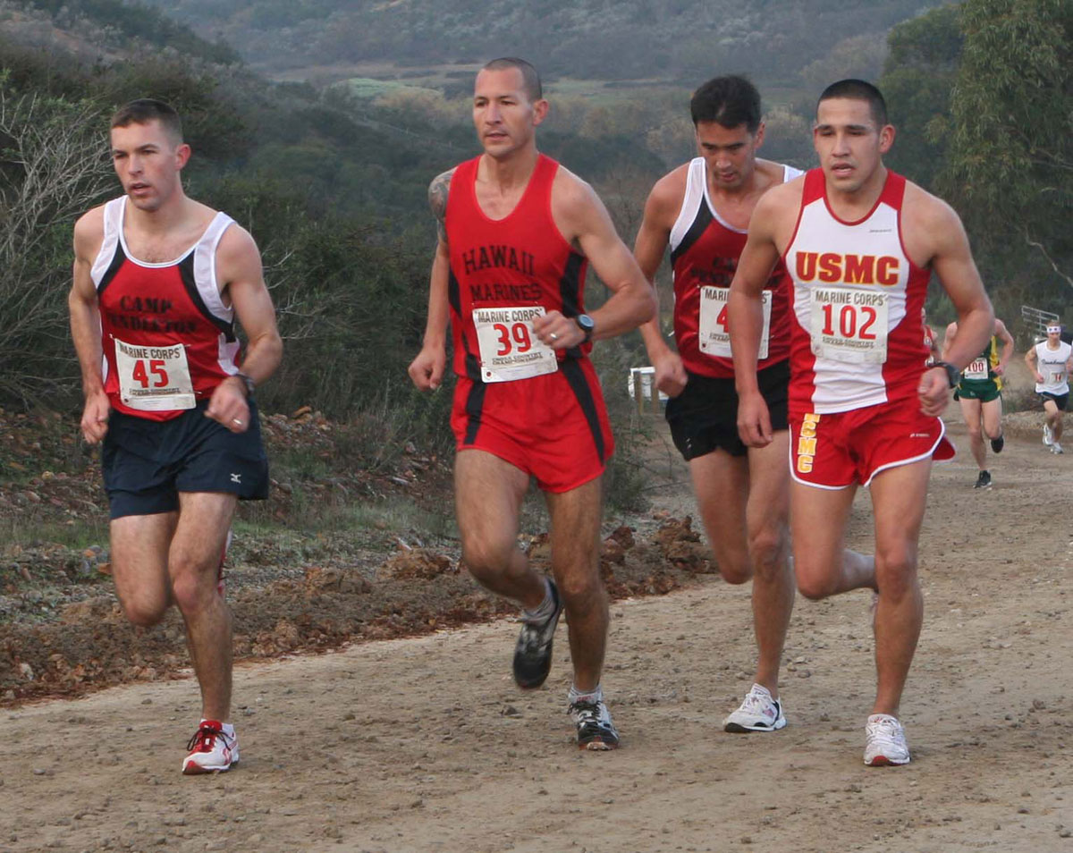 How A Cross Country Runner Prepares For Military