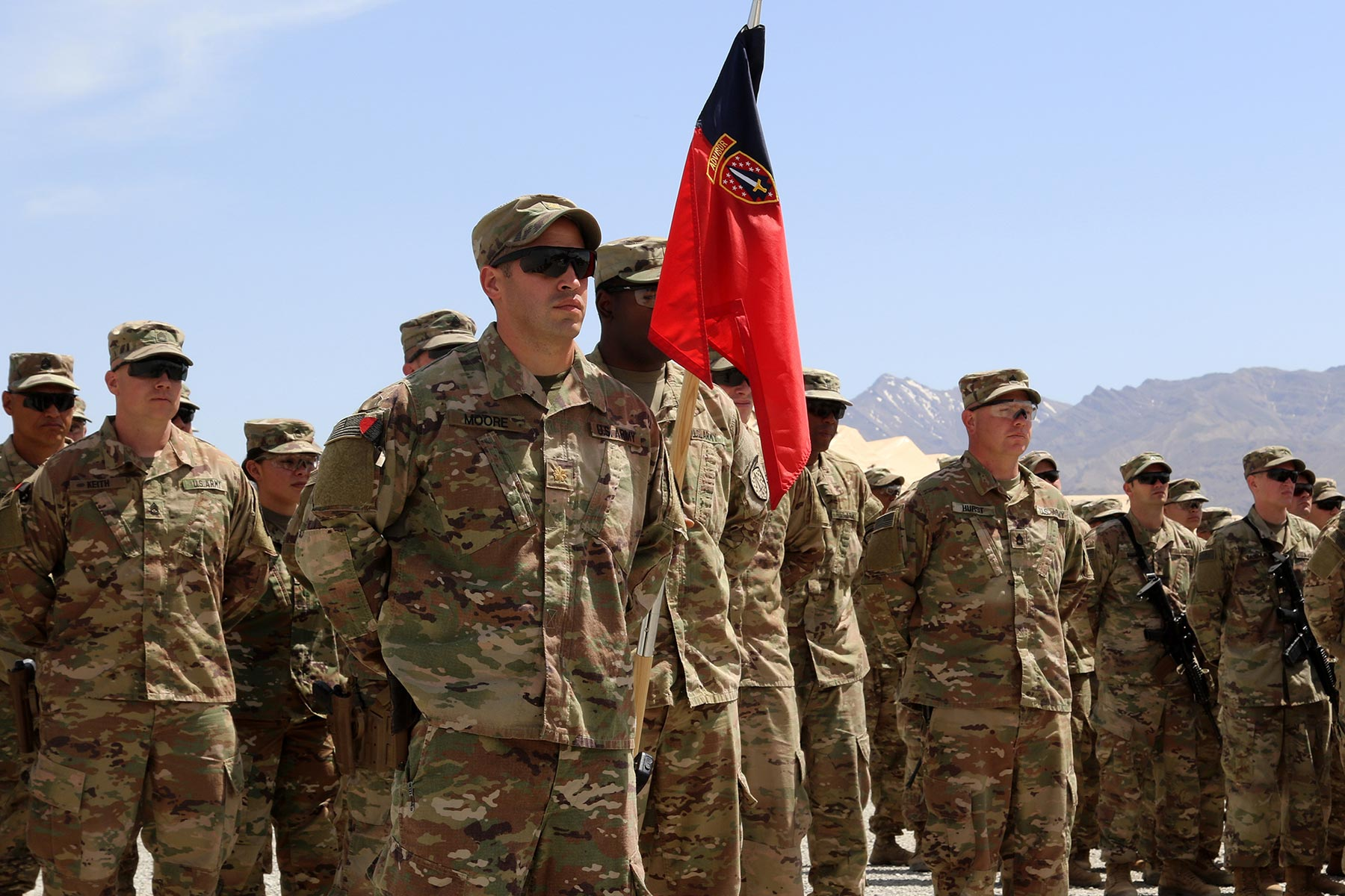 Army Combat Advisers in Afghanistan Already Influencing Fight, CO Says