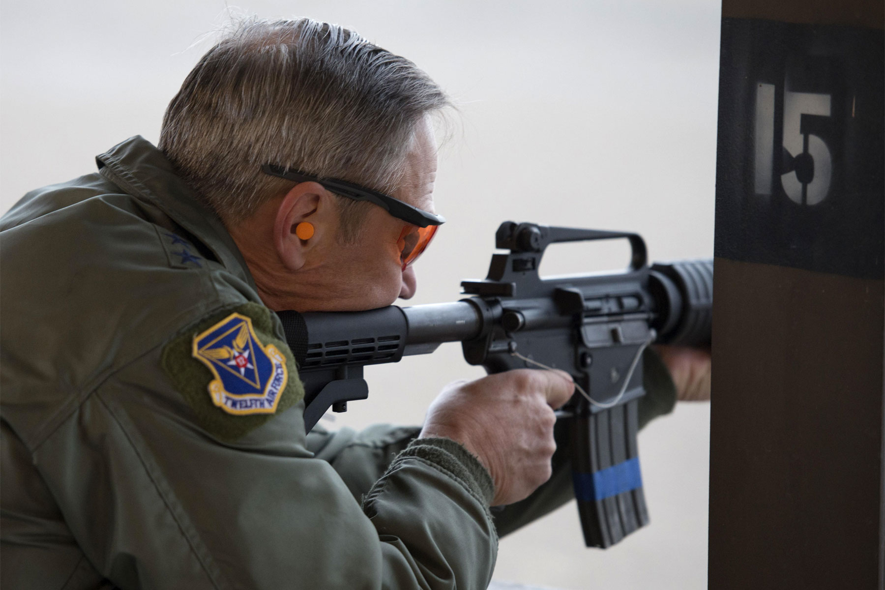 Rifle Designed for Aircrew Ejecting in Hostile Regions Delivered to the Air Force