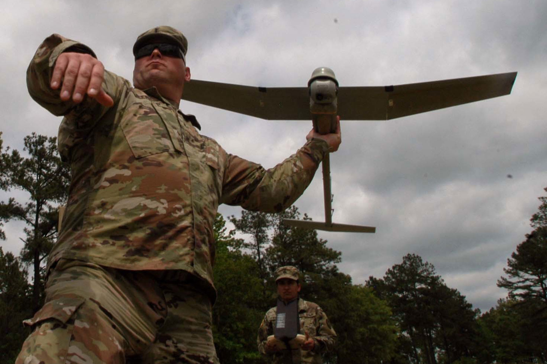 New Drone School Trains Young Soldiers to Survive Enemy UAS