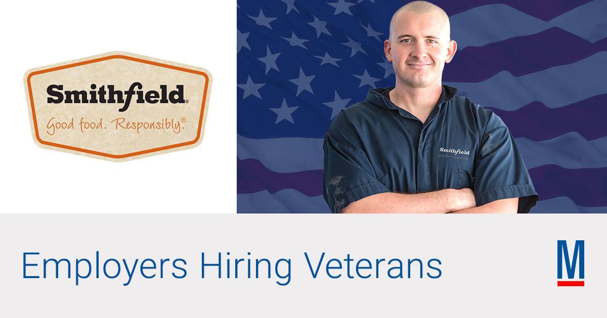 Smithfield Foods | Military com