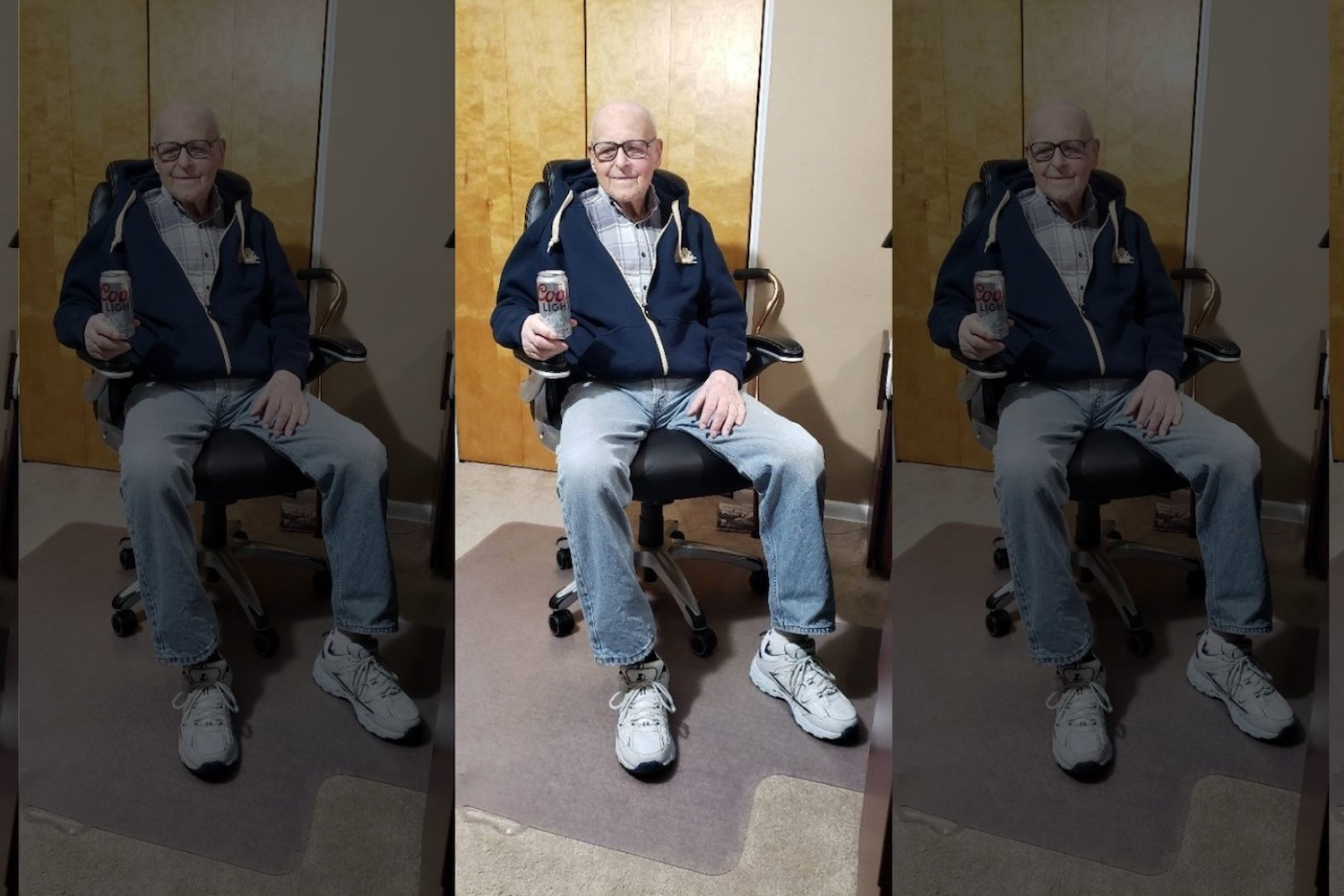 101-Year-Old WWII Veteran Credits Longevity to Daily Coors Light