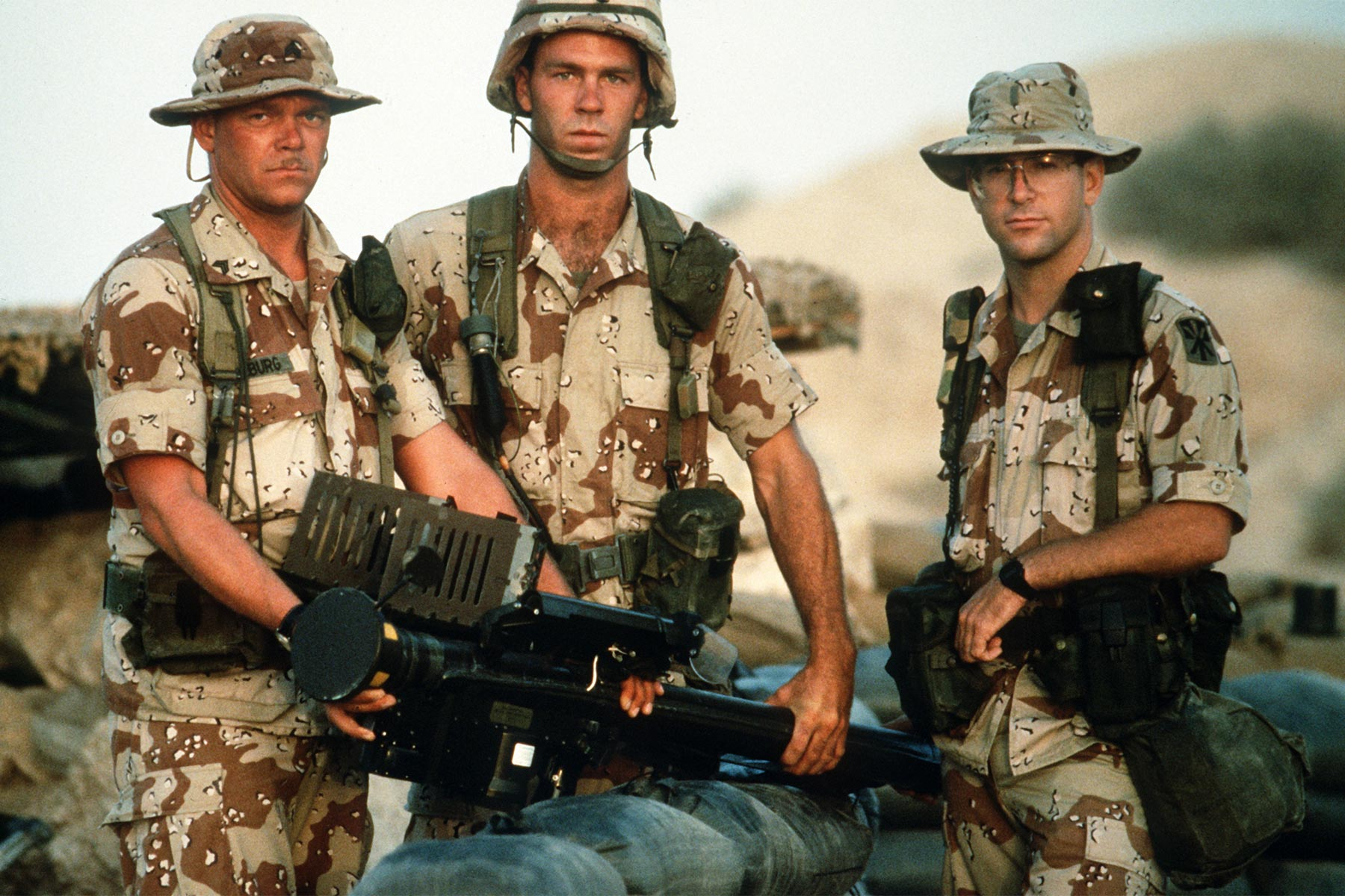 Gulf War, Gulf War Syndrome