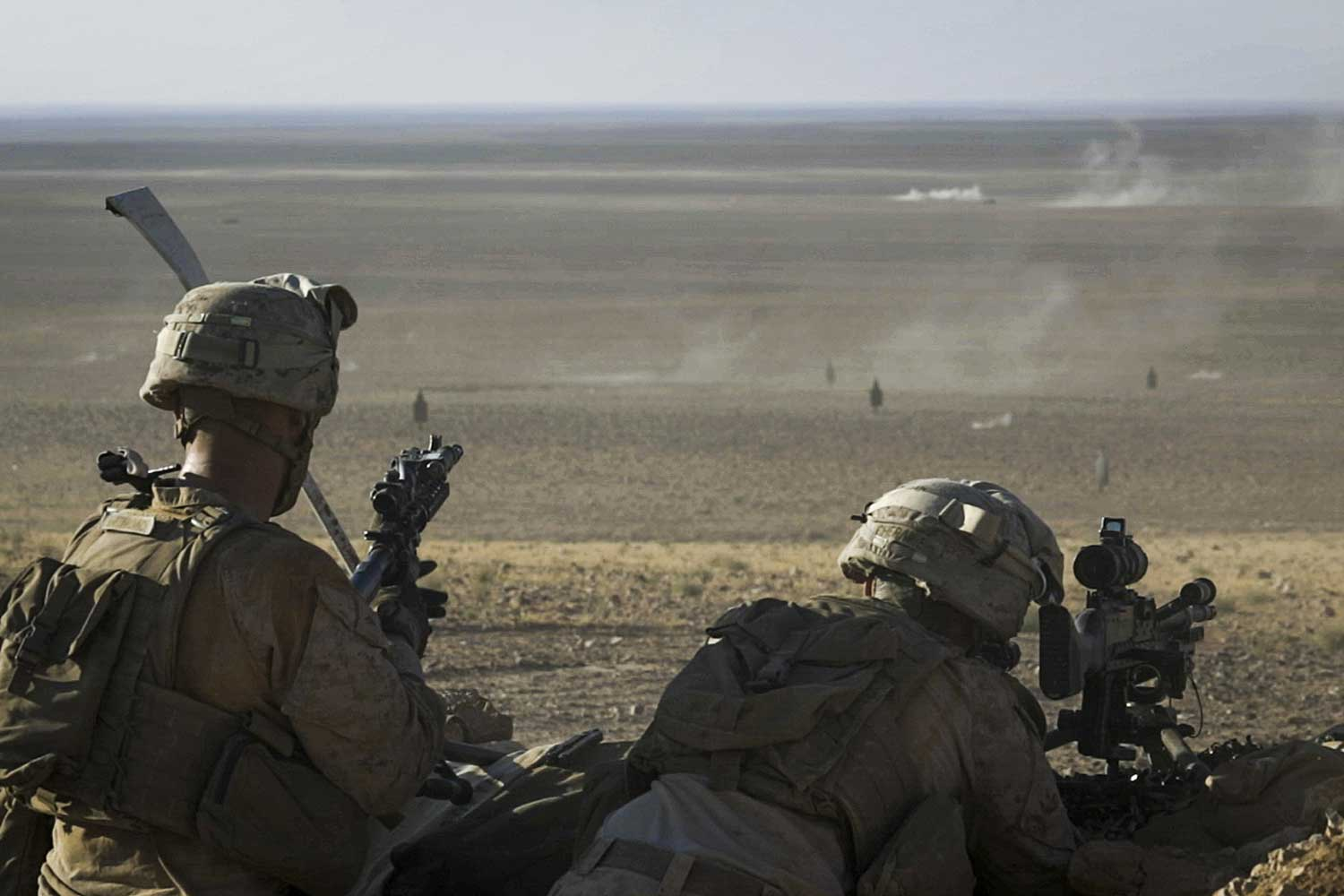 Marines Get Glimpse at Russian Tactics During Middle East ...