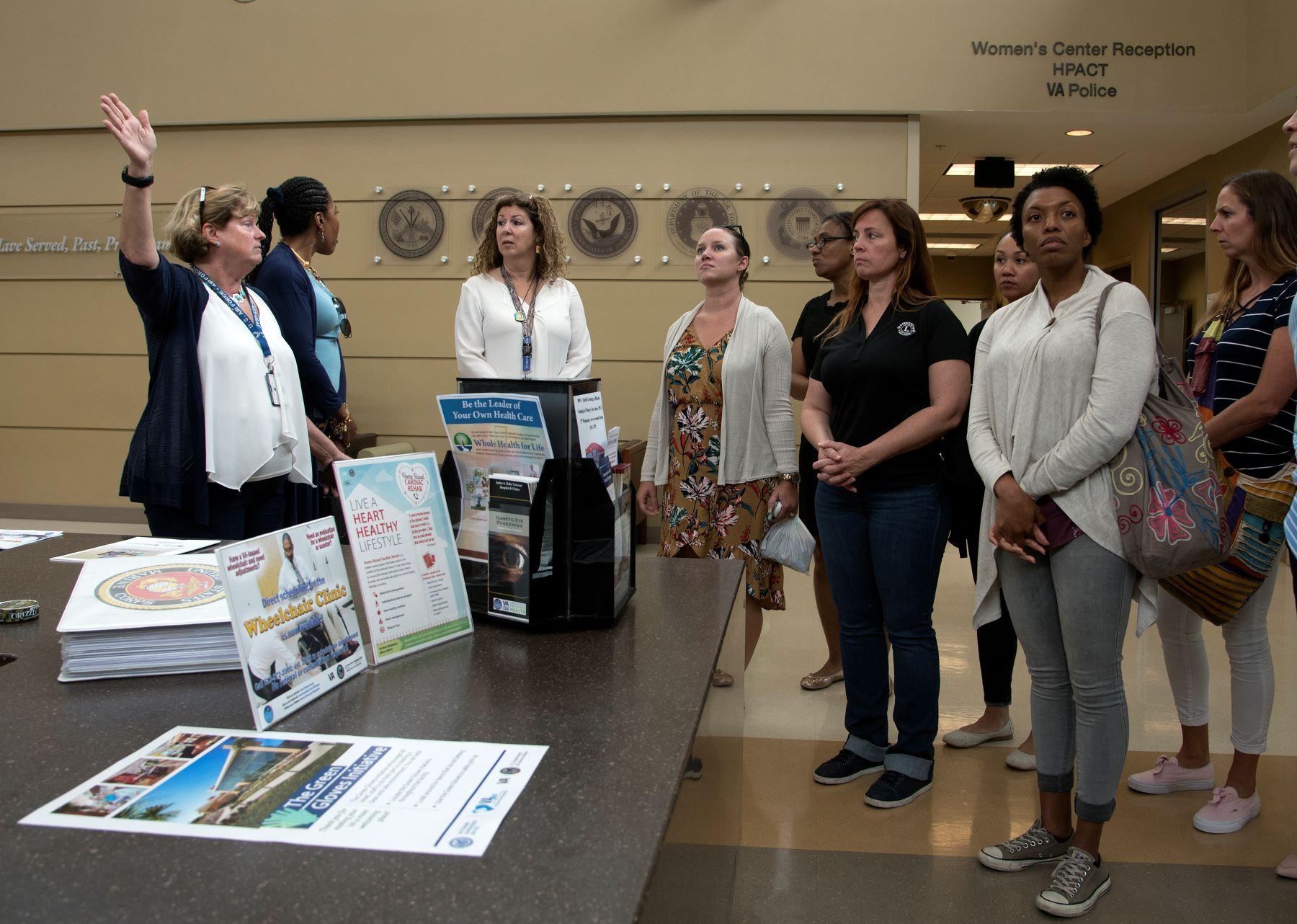 VA Struggles to Curb Harassment of Female Veterans at