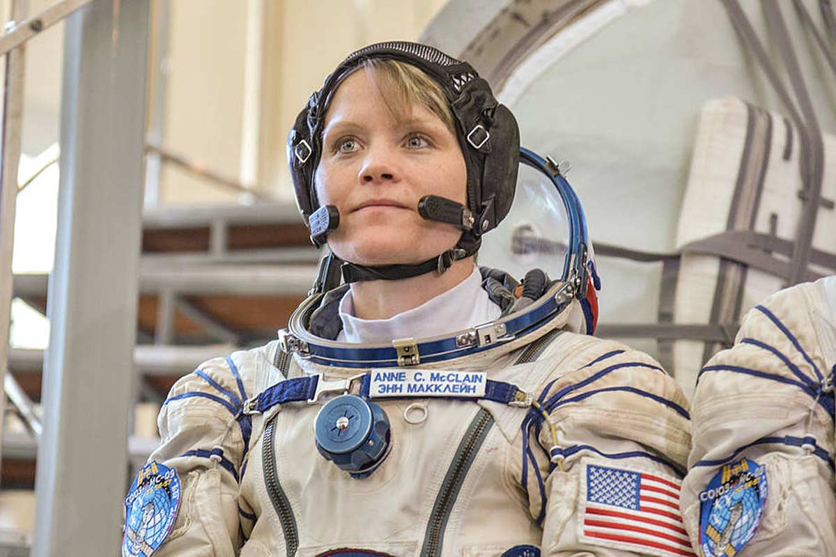 Army Astronaut To Be Part Of First All Female Spacewalk