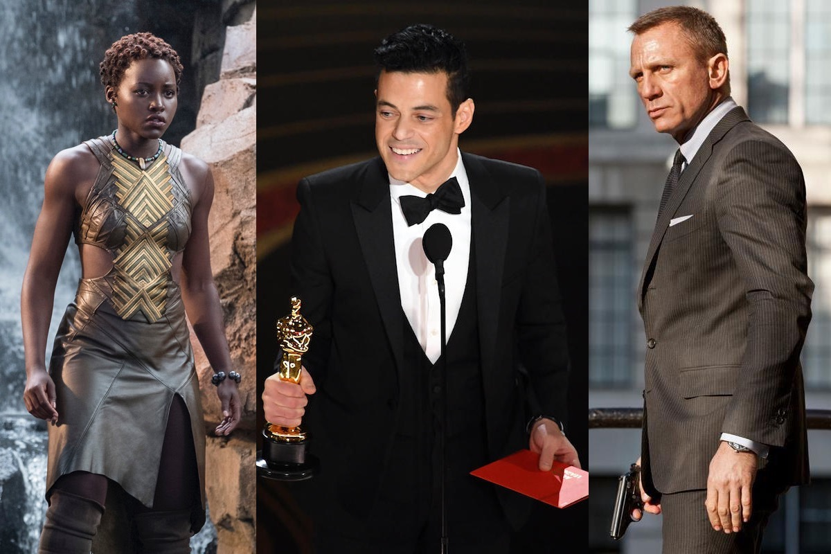 lupita nyong u0026 39 o may be the next  u0026 39 bond girl  u0026 39  starring alongside rami malek