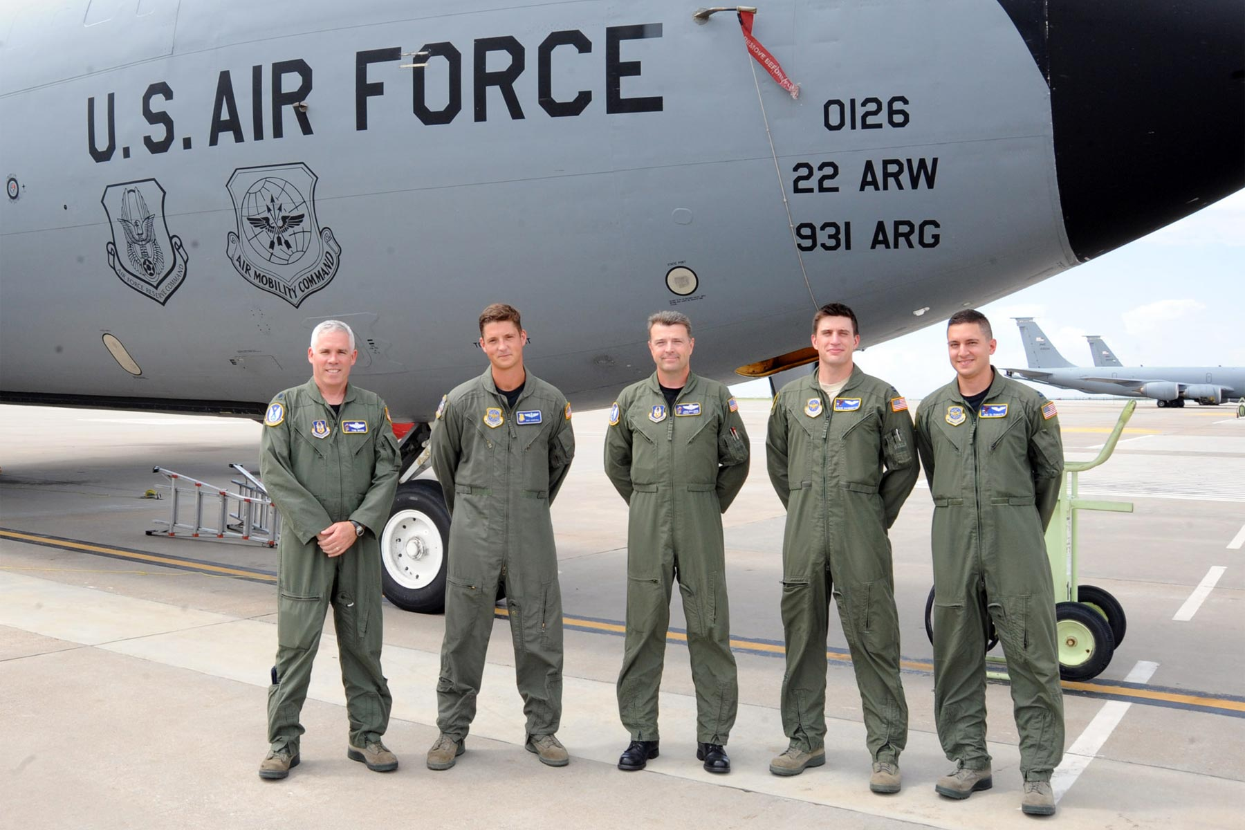 Air Force Experimenting With Two Piece Flight Suits For