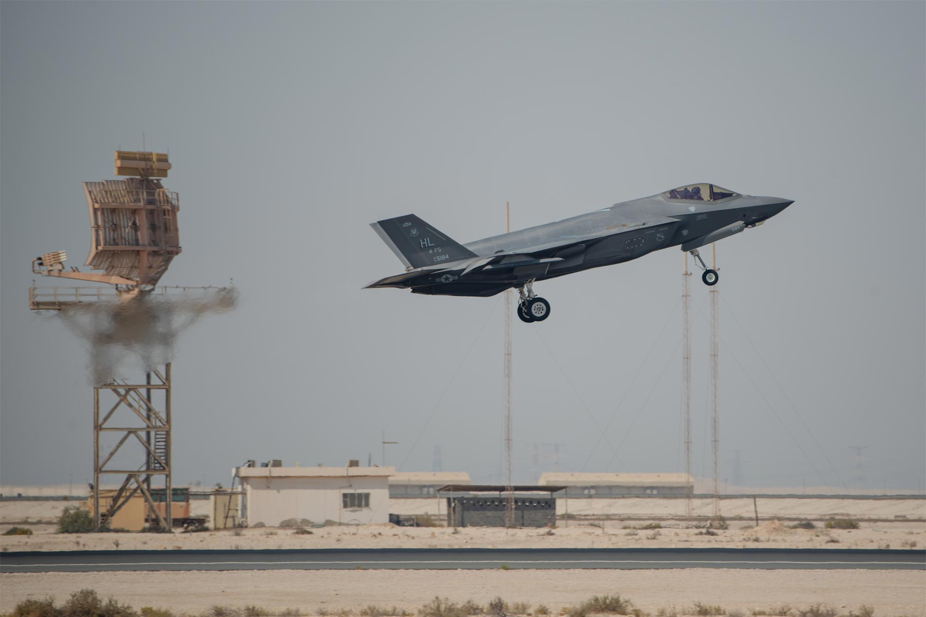 Air Force Tests How Quickly, Nimbly It Can Deploy F-35 in 'Agile Lightning'