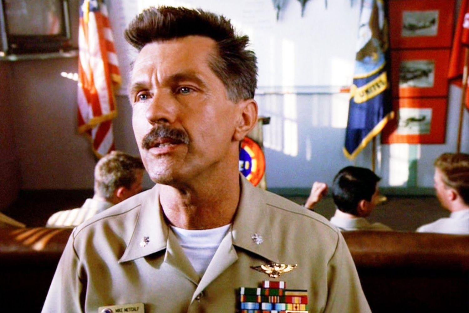 'Top Gun' Star Tom Skerritt Teases the Return of 'Viper' in Upcoming Sequel
