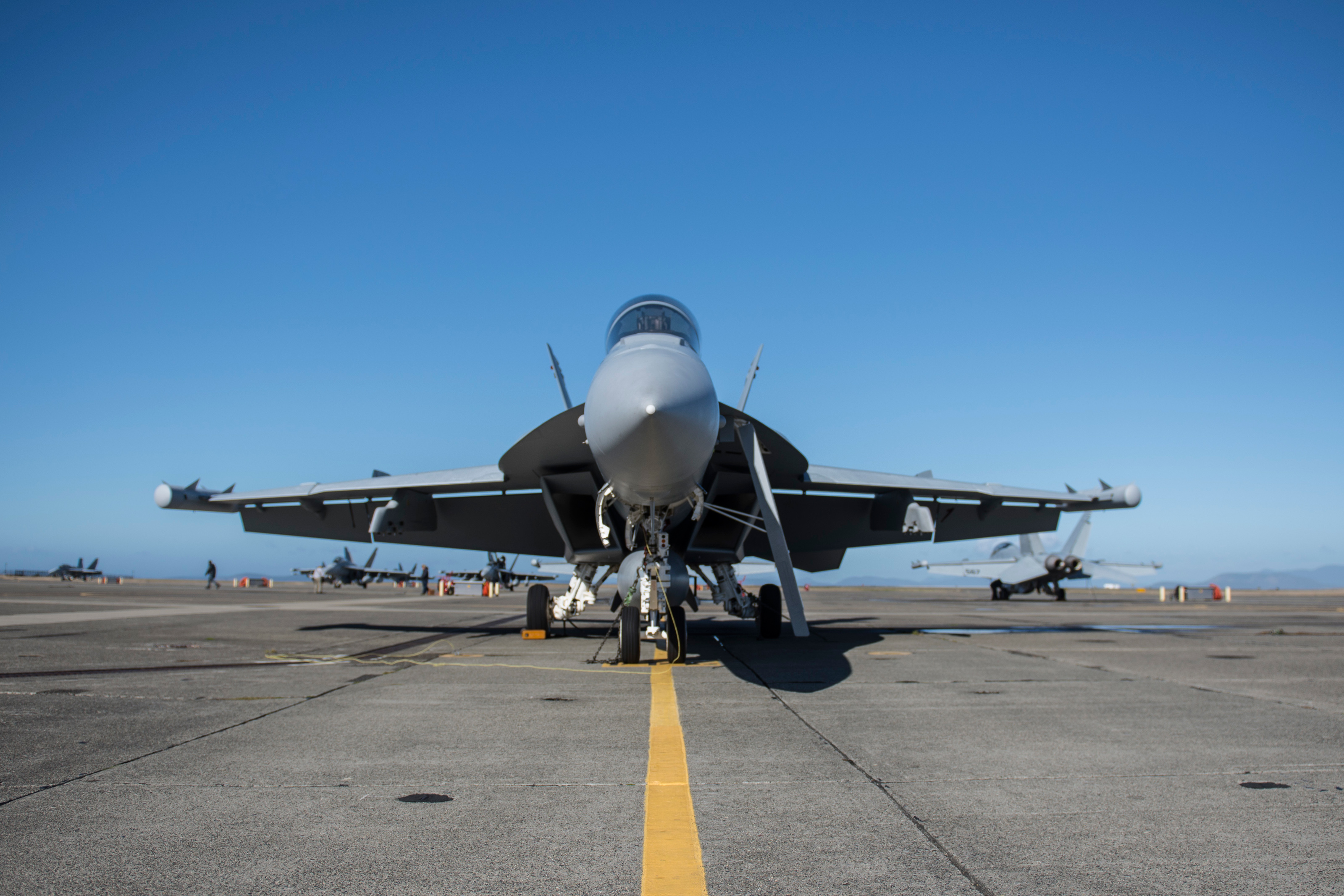 NAS Whidbey Island Jet Noise To Be Monitored