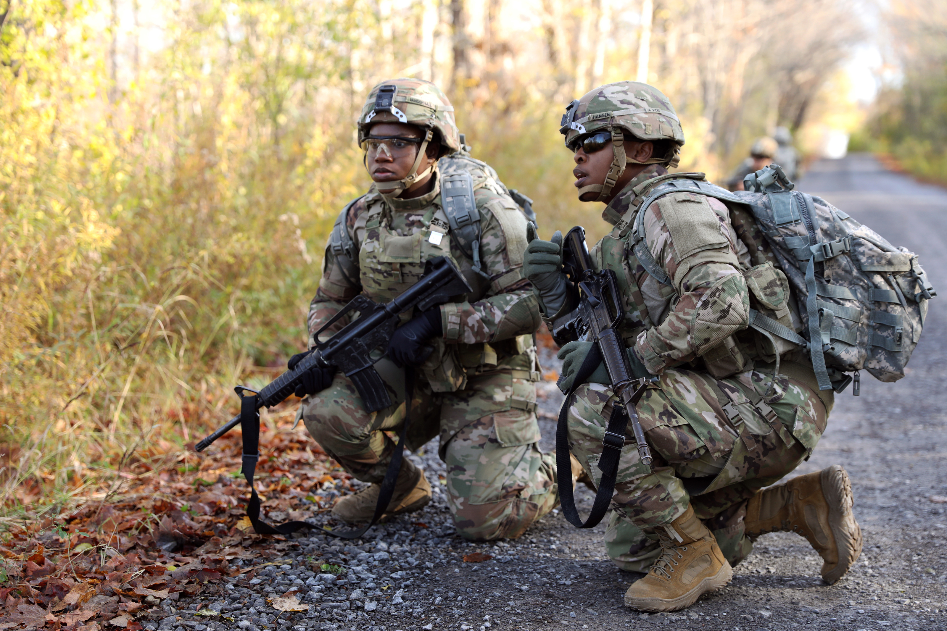 Lawmakers Are Fighting for Better-Fitting Female Body Armor for US Troops