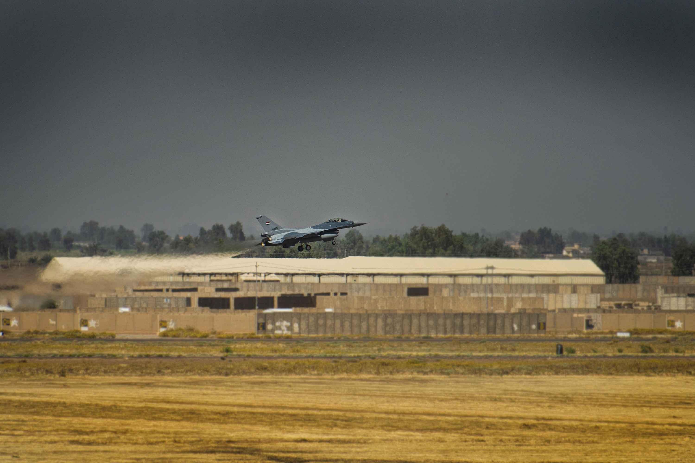 Resultado de imagen para attack iran Baghdad Airport