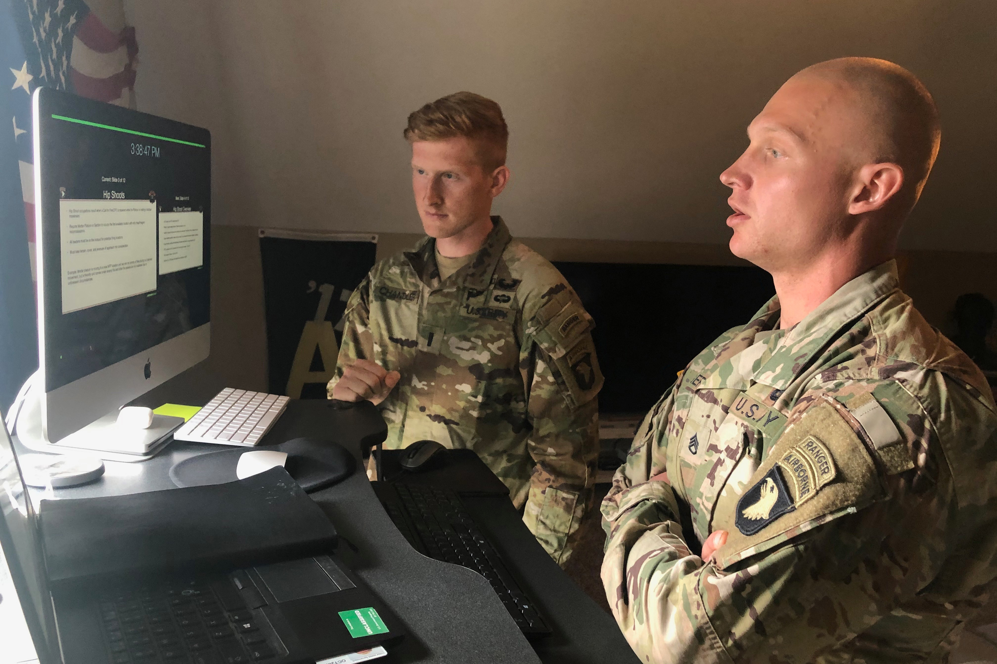 Army Eyes Permanent Shift to Distance Learning for Some PME Courses    Military.com