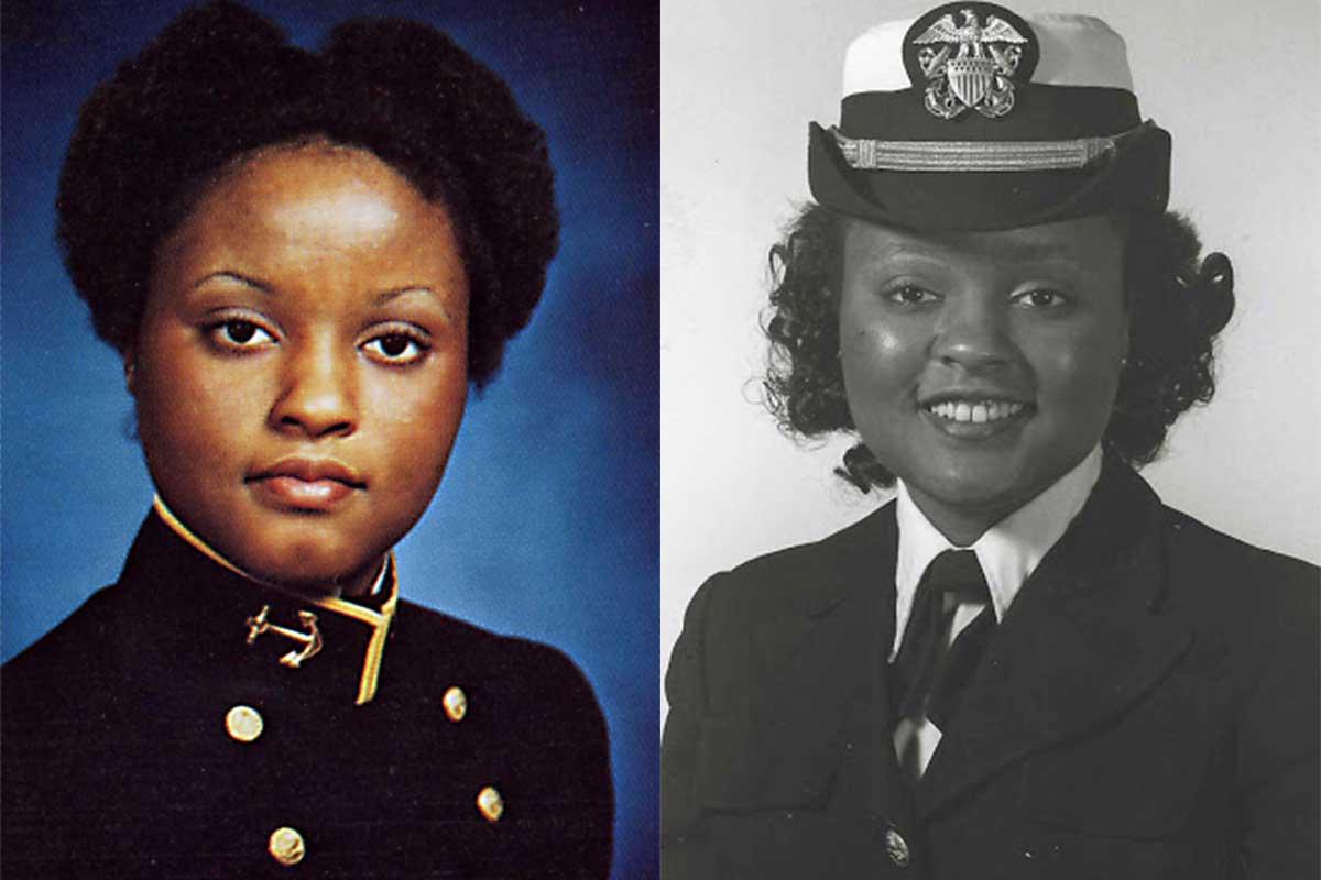 She Was the First Black Female U.S. Naval...