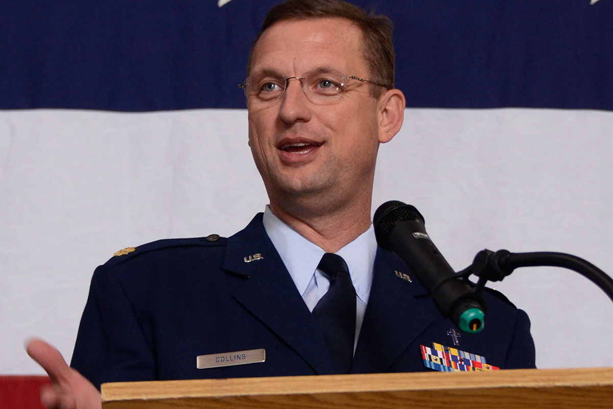 Air Force Reproves Senate Candidate Doug Collins on Campaign Ads in Uniform