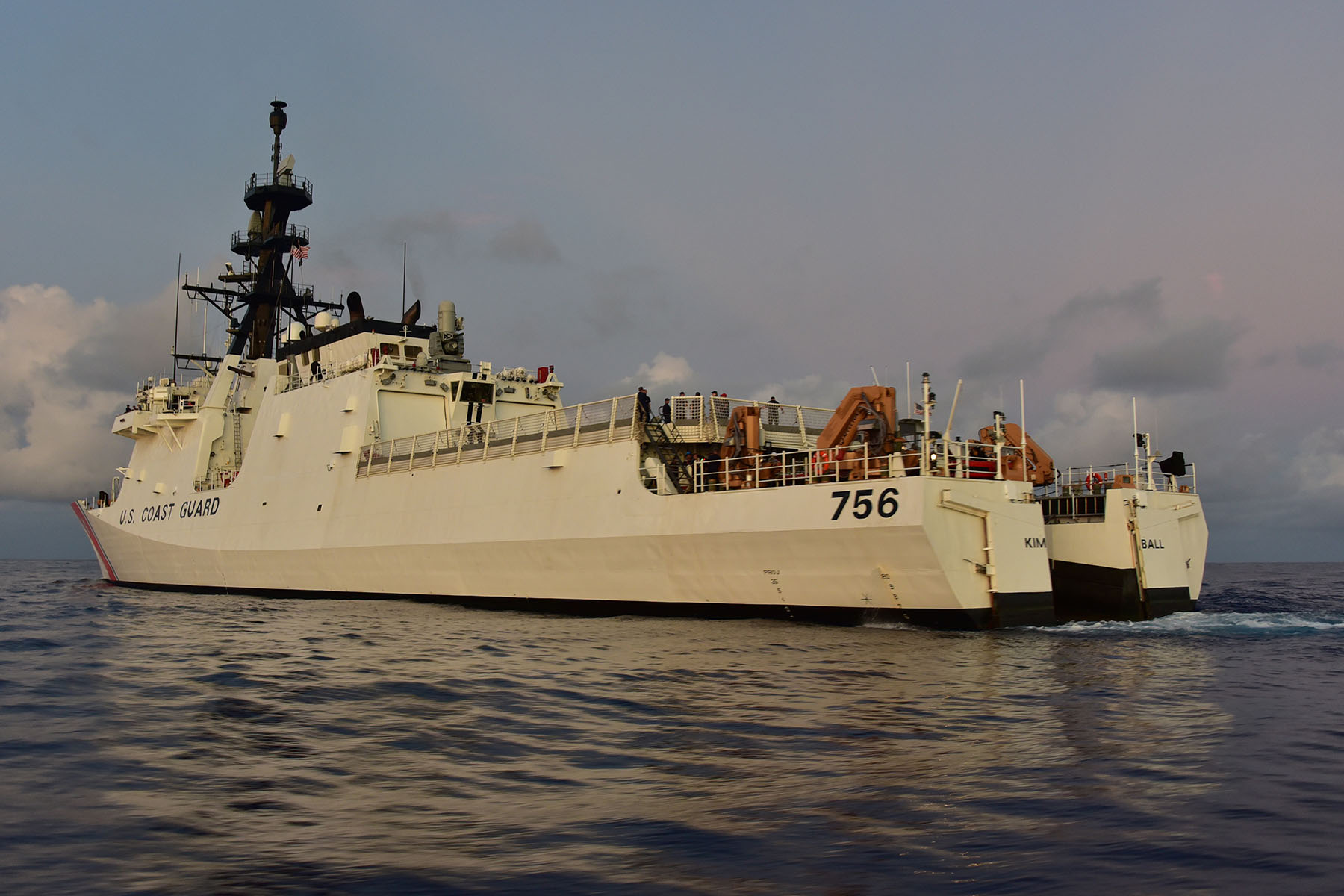 Cutter Deployments Point to Bigger US Military Role in Western Pacific