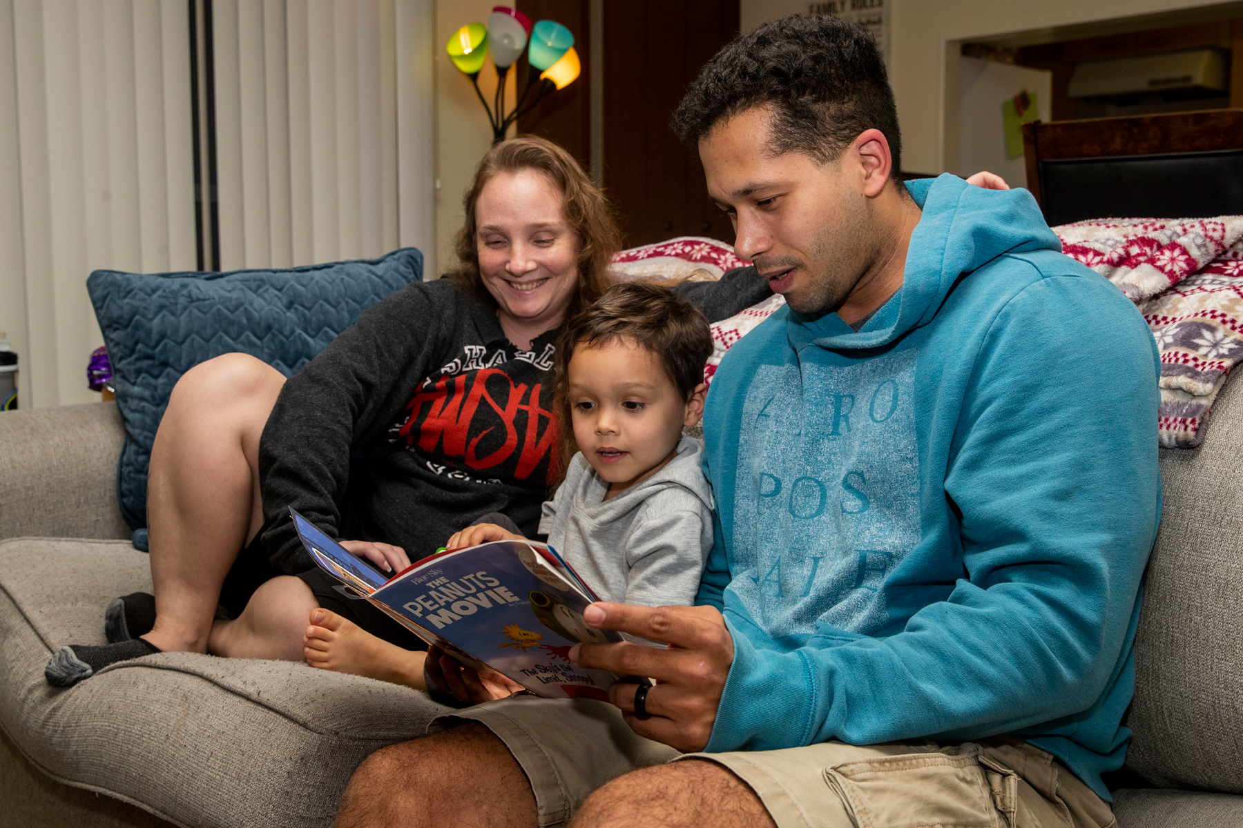 For Military Kids, Reading Can Inspire Resiliency
