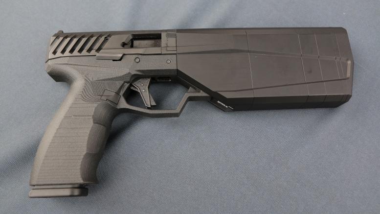 Handguns Air Travel