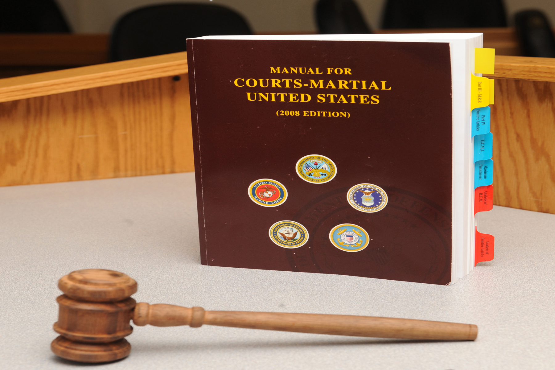 courts-martial explained | military