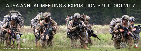 AUSA Annual Meeting & Exposition 9-11 Oct 2017