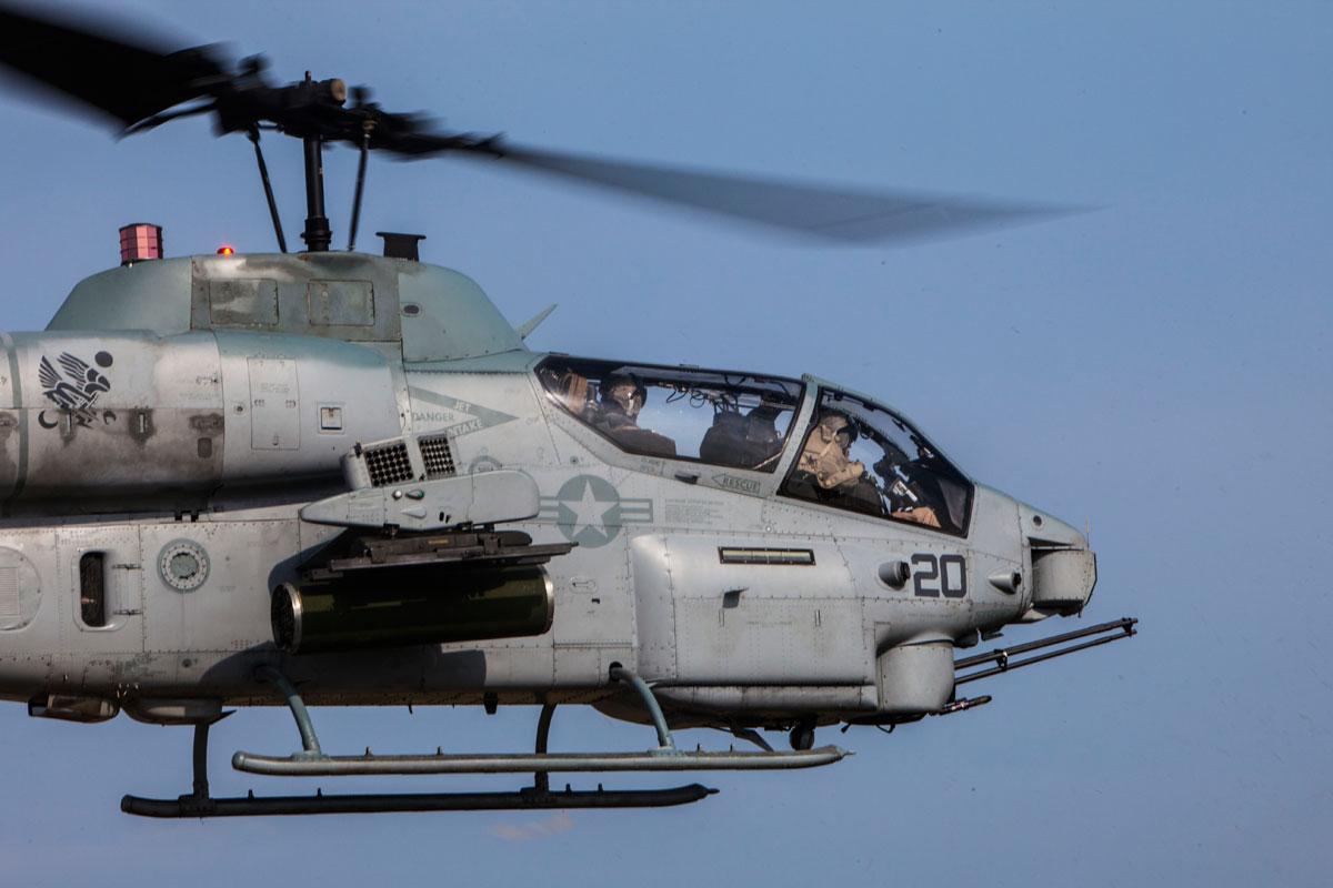 AH-1W Super Cobra | Military.com