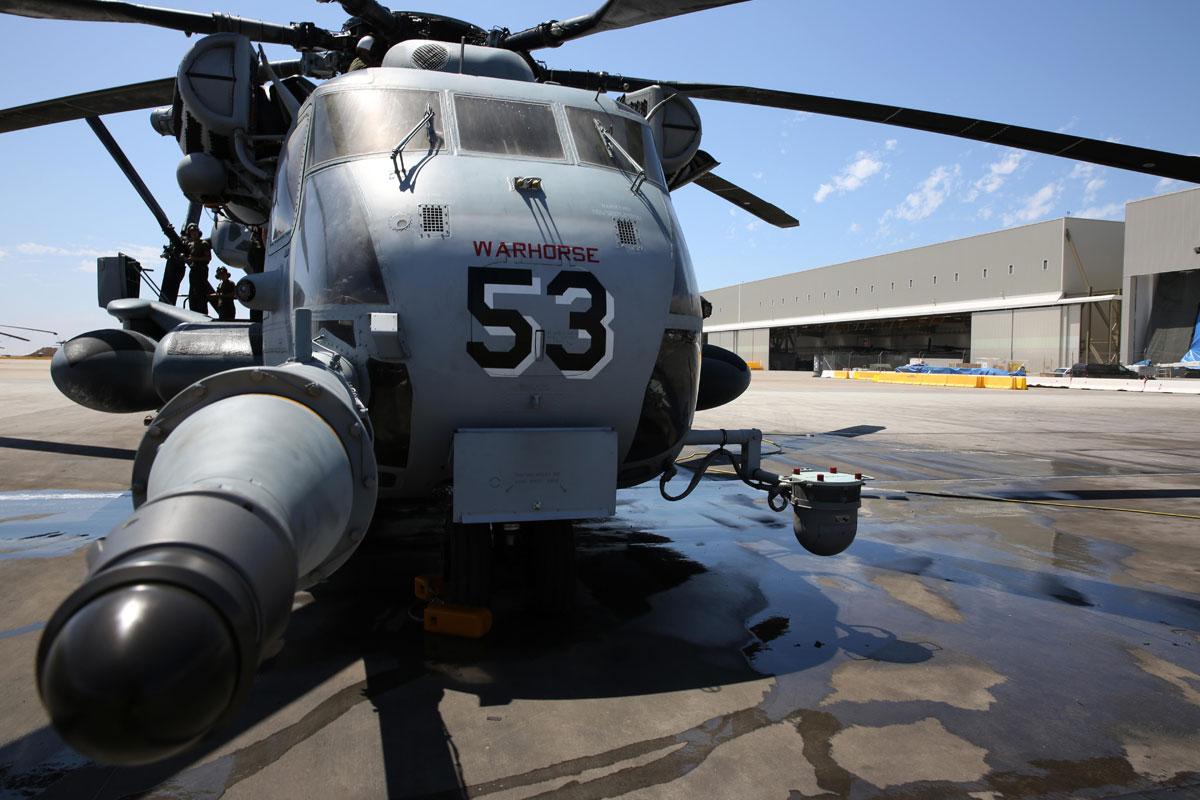 Ch 53e Super Stallion Military Com