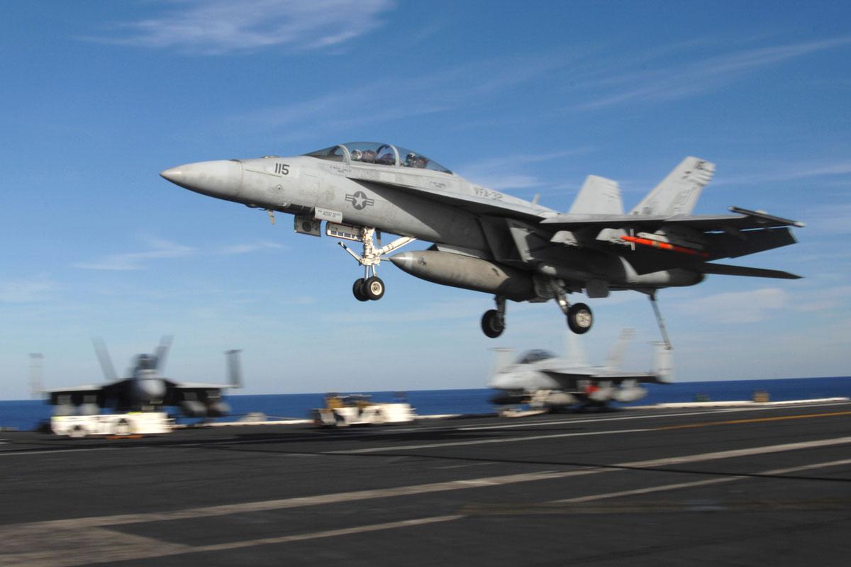 F/A-18E/F Super Hornet | Military com