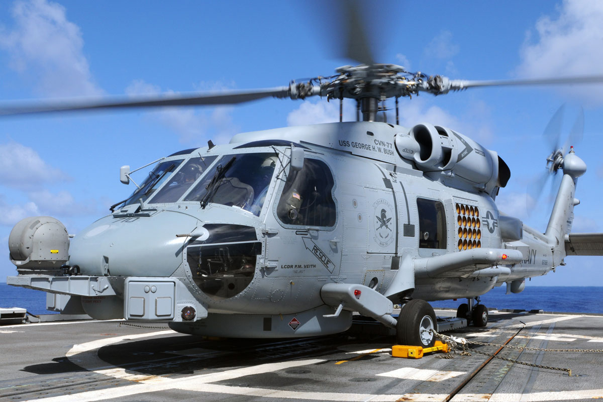 MH -605 Seahawk