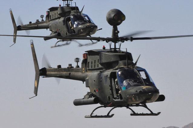 programma FARA OH-58 KIOWA Credits: military.com