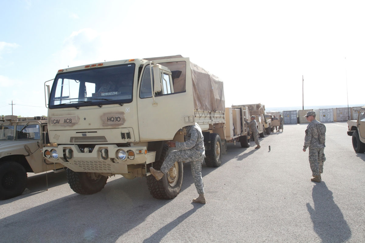 Family of Medium Tactical Vehicles (FMTV)
