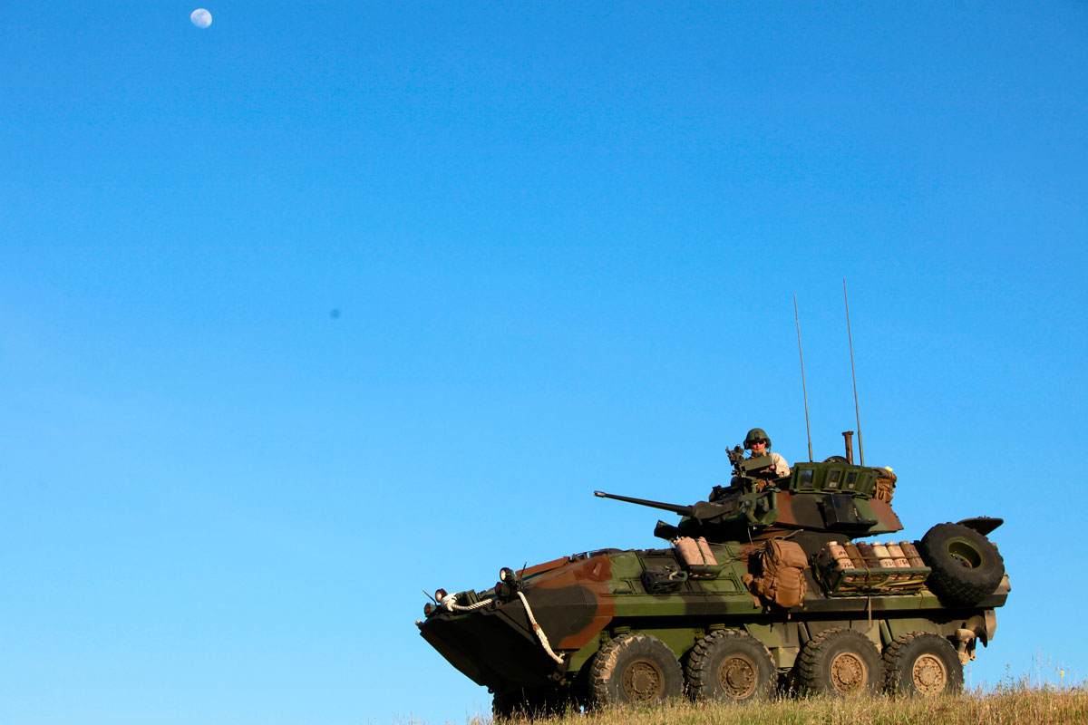 LAV-25 Light Armored Vehicle | Military com