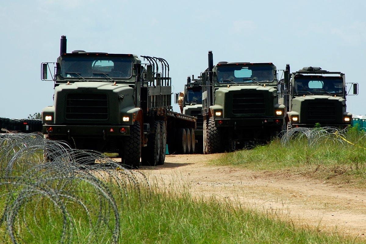 Medium Tactical Vehicle Replacement MTVR