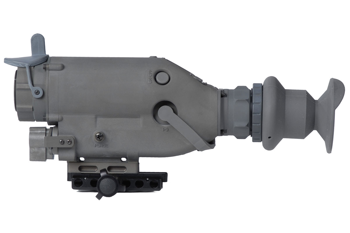 Pas 13 Thermal Weapon Sight Military Com