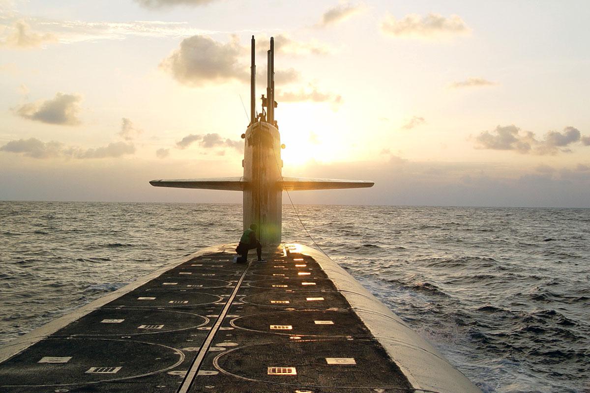 SSBN - Fleet Ballistic Missile Submarine | Military com