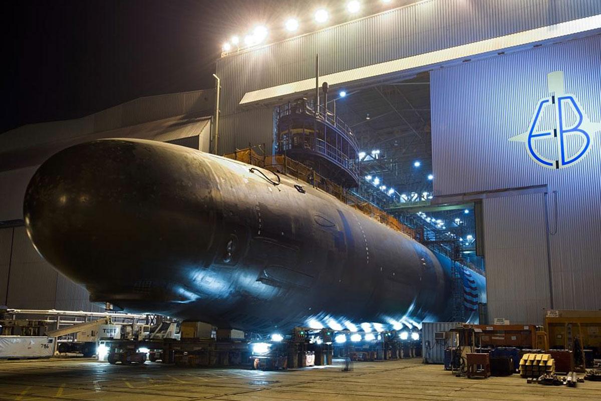 Virginia Class Attack Submarine | Military.com