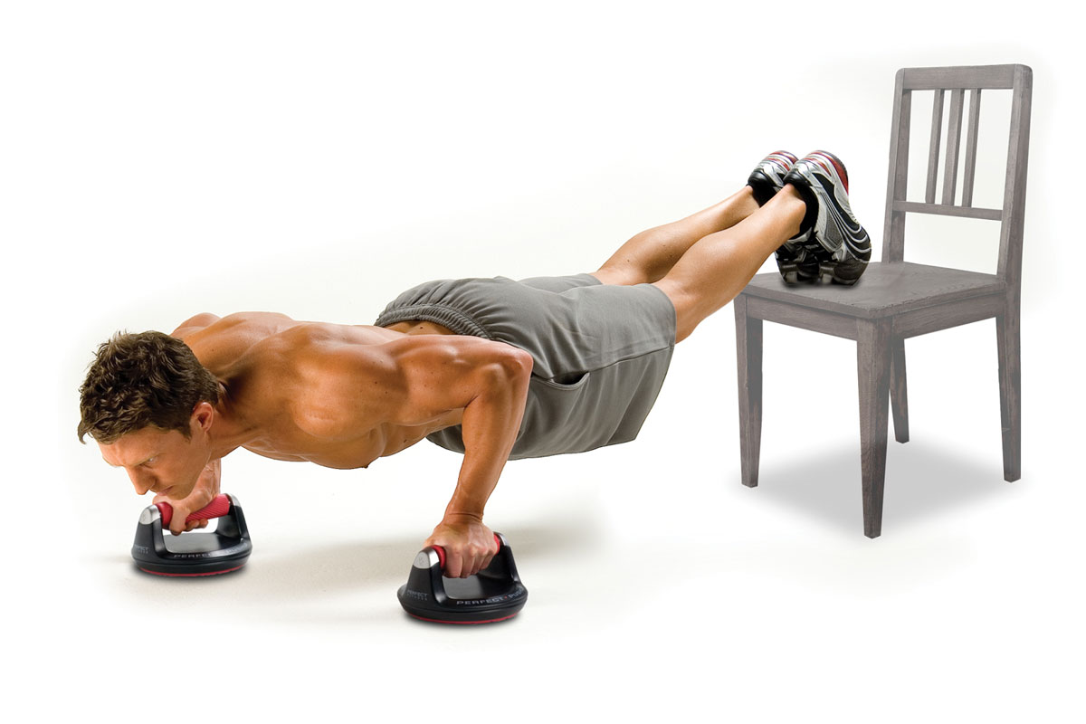 Does the perfect push up work?