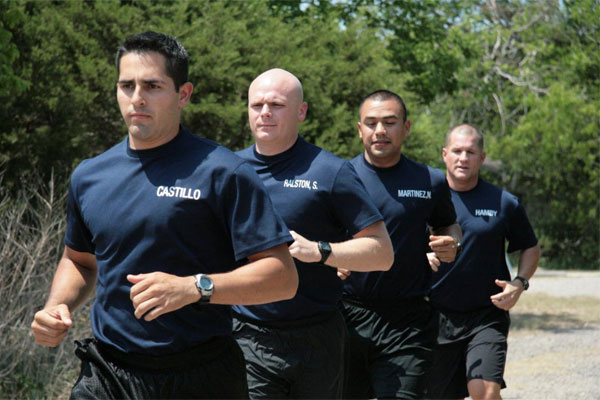 Law Enforcement Running Test | Military com