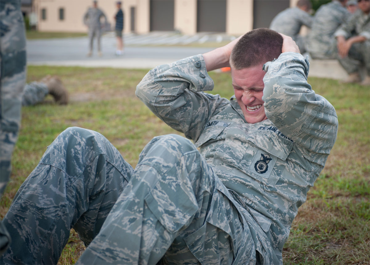 Situp Test Help: Improve Fast! | Military com